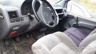 Mercedes-Benz Vito 110D 2.3 72kW