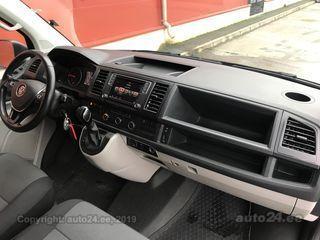 Volkswagen Transporter Long High Roof 2.0 TDI 110kW