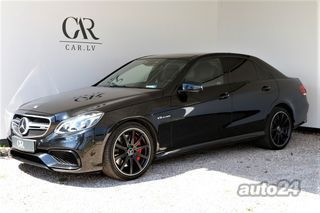 Mercedes-Benz E 63 AMG S 5.5 4MATIC 430kW