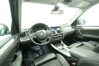 BMW X3 XDRIVE FACELIFT 2.0 140kW
