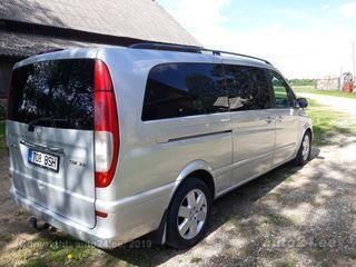 Mercedes-Benz Viano Ambiente Long 2.1 CDI 110kW