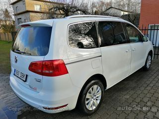 Volkswagen Sharan BLUEMOTION 2.0 103kW