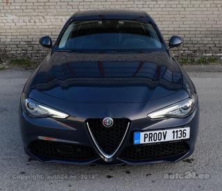 Alfa Giulia Veloce >> Alfa Romeo Giulia Veloce Q4 2 2 R4 Multijet Ii 154kw Auto24 Ee
