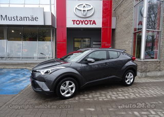 Toyota C-HR Crossover Turbo Active 1.2 85kW