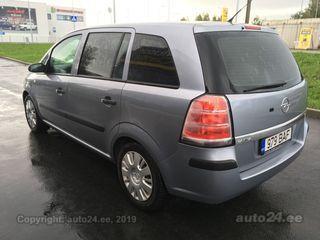Opel Zafira 1.8 103kW