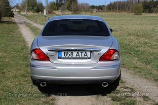 Jaguar X-Type 2.5 V6 144kW