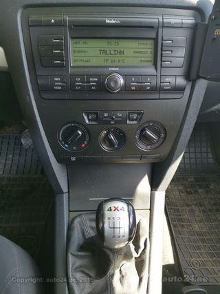 Skoda Octavia 4x4 1.9 TDI 77kW