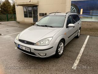 Ford Focus X-Trend Limited 1.8 85kW