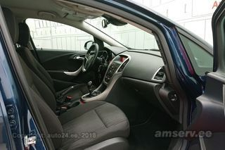 Opel Astra 1.7 96kW
