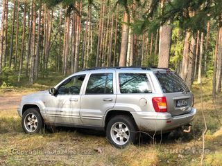 Jeep Grand Cherokee Limited 2.7 CRD 120kW