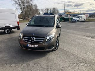 Mercedes-Benz V 250 2.1 140kW