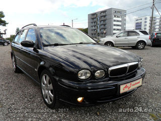 Jaguar X-Type Estate 2.0 TDCi 96kW