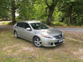 Honda Accord Tourer 2.2 I-DTEC 110kW