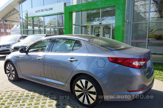 Kia Optima 1.7 100kW
