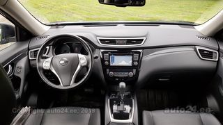 Nissan X-Trail Tekna Navigation and Vision Pack 1.6 T32 96kW