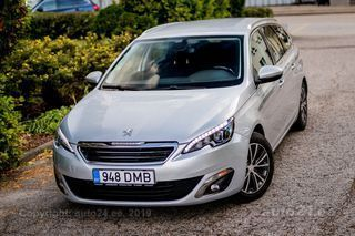 Peugeot 308 FULL LED 1.6 85kW