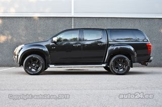 Isuzu D-Max Black Edition 2.5 120kW