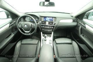 BMW X4 xDrive 2.0 140kW