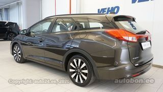 Honda Civic Tourer Elegance 1.6 88kW