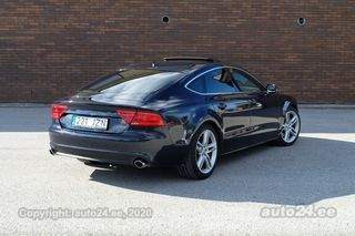 Audi A7 Exclusive 3.0 220kW