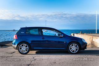 Volkswagen Golf Goal Edition 2.0 103kW