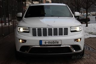 Jeep Grand Cherokee 3.0 184kW