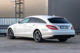 Mercedes-Benz CLS 63 AMG Shooting Break 5.5 V8 410kW