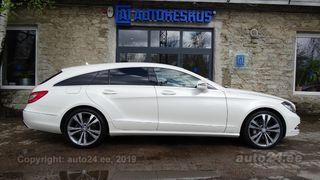 Mercedes-Benz CLS 350 SHOOTING BRAKE 4-MATIC 3.0 V6 CDI 195kW