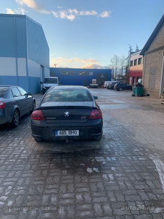 Peugeot 407 1.6 80kW