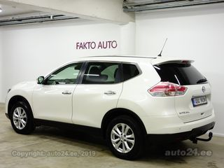 Nissan X-Trail Moonroof 1.6 dCi 96kW