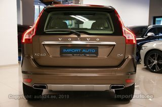 Volvo XC60 SUMMUM XENIUM BUSINESS MY17 2.0 D4 140kW