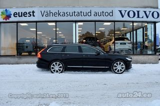 Volvo V90 AWD 360C B&W INSCRIPTION XENIUM INTELLI SAFE 2.0 D5 MY2017 WINTER 173kW