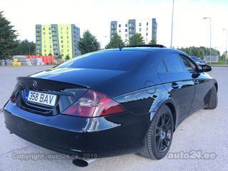 Mercedes-Benz CLS 320 Harman/Kardon 3.0 CDI 165kW