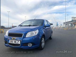 Chevrolet Aveo 1.4 74kW