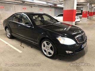 Mercedes-Benz S 450 4-MATIC PRESIDENT 4.7 250kW
