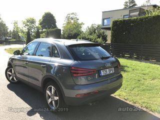 Audi Q3 2.0 TDI 130kW