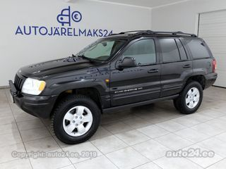 Jeep Grand Cherokee Limited Facelift 2.7 CRD 120kW