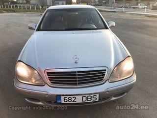 Mercedes-Benz S 320 3.2 145kW
