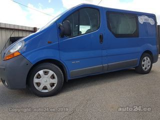 Renault Trafic 2.5 99kW