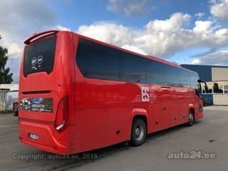 Scania HIGER TOURING HD 12.7 302kW