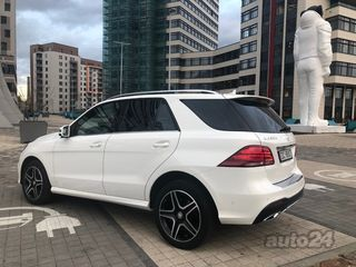 Mercedes-Benz GLE 350 D 4Matic Amg Line Exterior And Bodystyling 3 0