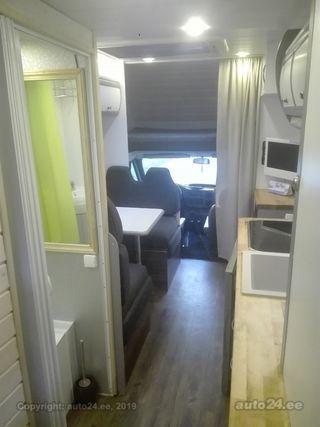 Ford Transit 350L scab Tdi 92kW