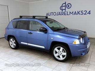 Jeep Compass Limited 2.4 125kW
