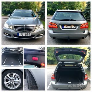 Mercedes-Benz E 350 Avantgarde - 4 matic - PRE Safe & Distronic+ 3.0 cdi 170kW
