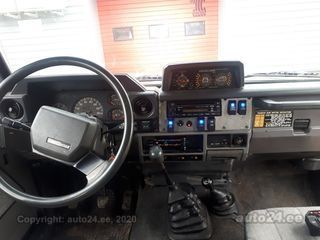Toyota Land Cruiser 2.4 53kW