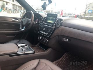 Mercedes-Benz GLE 350 D 4Matic Amg Line Exterior And Bodystyling 3.0 350D