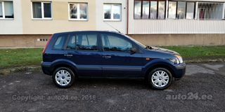 Ford Fusion 1.4 50kW