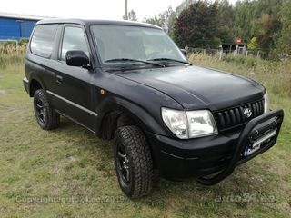 Toyota Land Cruiser 3.0 92kW
