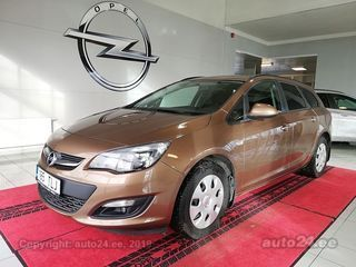 Opel Astra Sports Tourer Essentia 1.6 CDTI 81kW