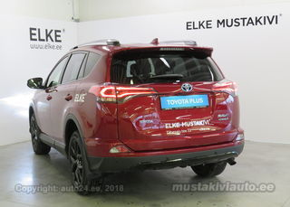Toyota RAV4 LUXURY PLUS 2.5 145kW